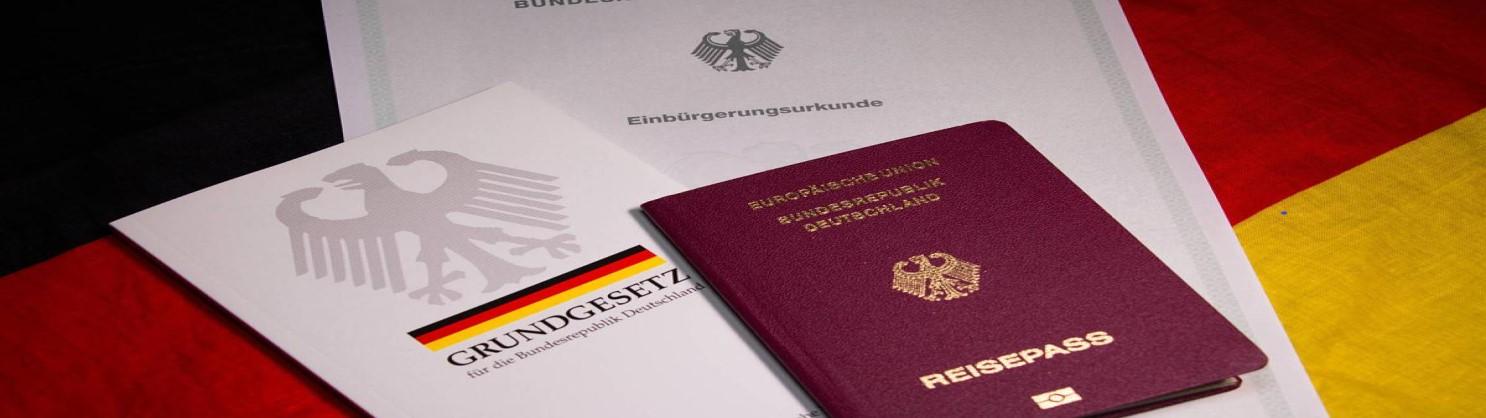 Установление гражданства Германии